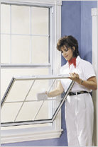 Single Hung Window Systems