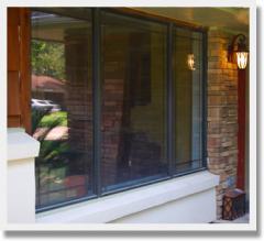 Aluminum Replacement Window, R100