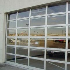 Aluminum Commercial Overhead Sectional Door Raynor