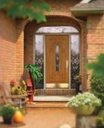 Fiberglass Doors ProVia Heritage™