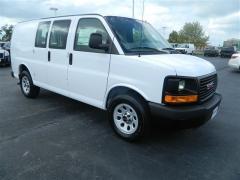 2013 GMC Savana 1500 Work Van Car