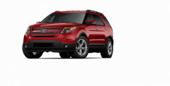 2013 Ford Explorer Limited Car