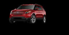 2013 Ford Explorer Limited Car
