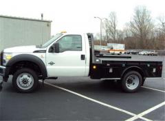 2012 Ford F-550 4X4 XL Truck