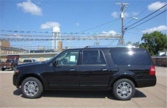 2012 Ford Expedition Limited EL SUV
