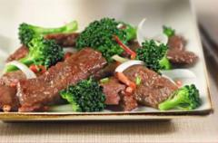 Sliced Beef for Stir Fry