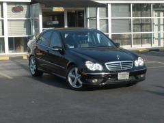 2005 Mercedes C230 Kompressor