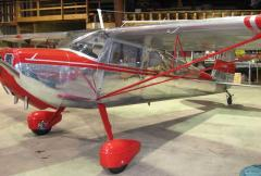 1946 Cessna 140 With Metal Wings