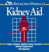 KidneyAid Natural Supplement