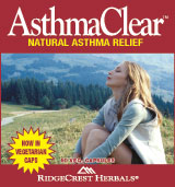 AsthmaClear - Fast Asthma Relief