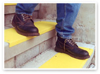 Safeguard® Hi-Traction Step Covers