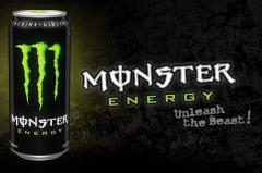 Java Monster Energy Drink