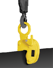VL with Auxiliary Lock Lifting Clamps