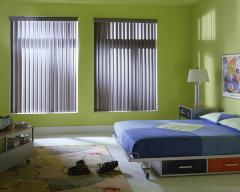 Lafayette/LouverDrape® Vertical Blinds and Sheer