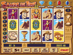 Sands of Time Game