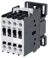 IEC Contactors : Non-Reversing : 50 /60Hz AC Coil