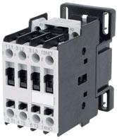 IEC Contactors : Non-Reversing : DC Coil Voltage