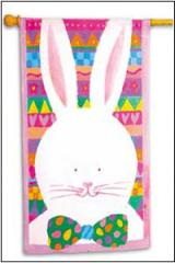 Toland Big Bunny Standard Flag