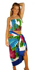 Sarong Set Hawaiian Style - Hibiscus