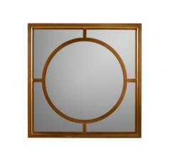 Signatures Circle In The Square Mirror