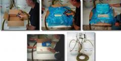 AquaPaq® semi rigid foam system