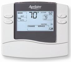 Aprilaire Models 8444/8446/8448 Non-Programmable