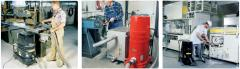 Industrial Vacuums and Immersion Separators