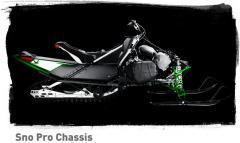 Snowmobiles, model Z1 Turbo SNO PRO LTD