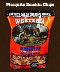 Western Smoking Chips Wood