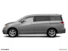 2012 Nissan Quest SV New Car