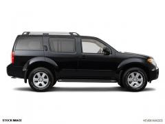 2012 Nissan Pathfinder SV New Car