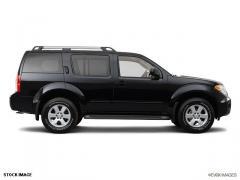 2012 Nissan Pathfinder SV New Car