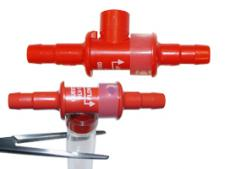 Perfusion Safety Valves