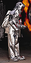 305 Series Approach Heat Reflective Coveralls