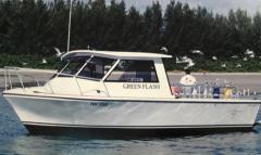 The Sea Hawk - Island Hopper 30 Boat
