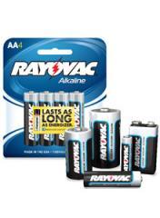 AA and AAA Alkaline Batteries
