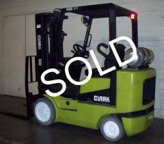 Capacity Forklift