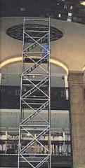 Stairway Scaffold