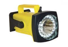 Spot / Flood LED Rechargeable Light