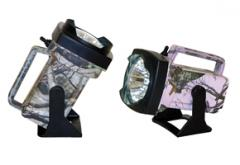 Camouflage Spot / Flood LED Rechargeable Light