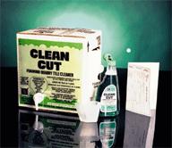 Tile Cleaner, Clean Cut