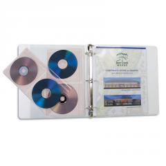 Sheet Protectors & CD Holders