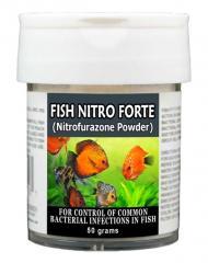 Fish Nitro Forte 300mg (Nitrofurazone Powder) 50