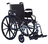 Invacare IVC Tracer SX5 Wheelchair
