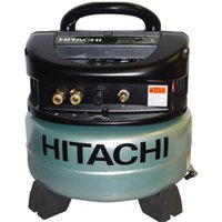 6g Oil Free Pancake Compressor