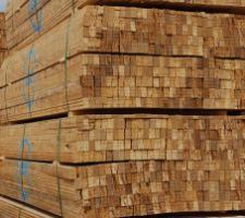 Kiln Sticks Lumber