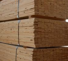 Softwood - Industrial Lumber