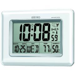 Seiko Advanced Technology Digital Plastic Clock