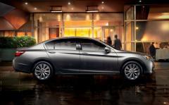 Honda Accord Sedan New Car