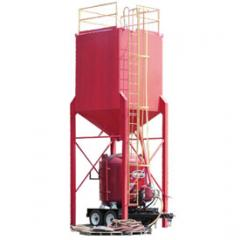 725 cu. ft. Abrasive Storage Hopper